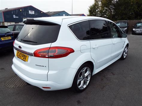 ford s max 2 0 tdci used 2013 ford s max 2 0 tdci 163 titanium x sport 5dr for sale in essex pistonheads