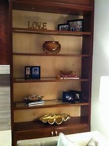 Bookcase, Back