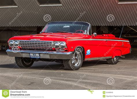 1962 Chevrolet Impala Editorial Image. Image Of Front