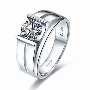 online buy wholesale mens solitaire diamond rings from With guy wedding rings