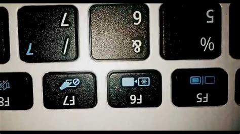 como desbloquear  bloquear el touchpad de tu laptop youtube