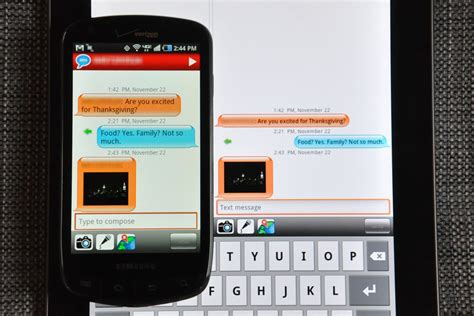 Verizon updates Messages app with multiple device sync ...