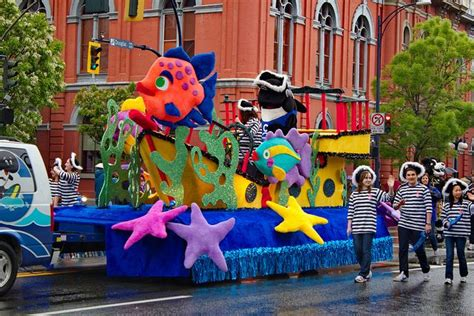 Under The Sea Float