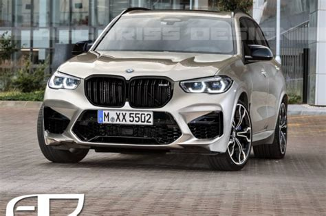 bmw 2020 new new rendering of the 2020 bmw x5 m