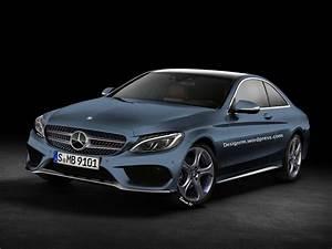 Mercedes Classe C Coupé : c205 mercedes c class coupe amg package rendered autoevolution ~ Medecine-chirurgie-esthetiques.com Avis de Voitures