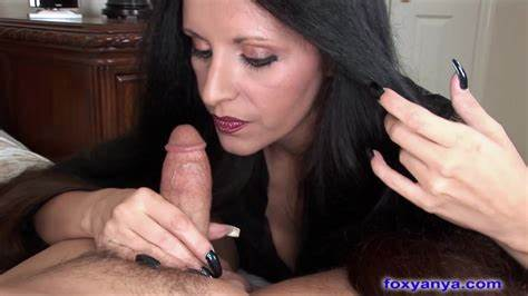 Spunky Black Haired Old Having Gets And Jizzed