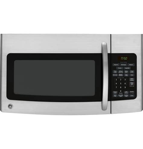 ge spacemaker  cu ft   range sensor microwave oven jvmspss ge appliances