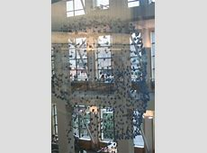 Some Cool Hanging Sculptures, Kinetic, Custom, Mobiles, Etc
