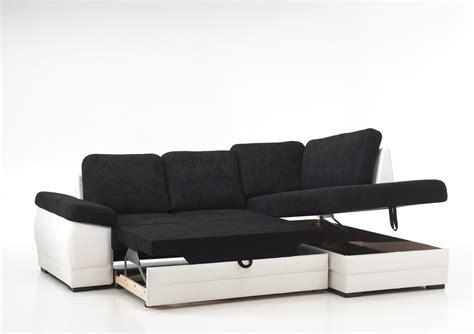 canapé d angle noir et blanc photos canapé d 39 angle convertible noir et blanc
