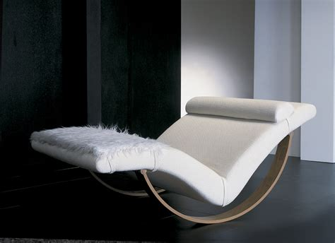 chaise longue relax gabbiano relax rocking sofa