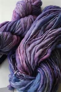 Thick and Thin Yarn Knitting Pattern