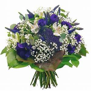 Bouquet Fleurs Blanches : bouquets de saint valentin fleurs et couleursle blog ~ Premium-room.com Idées de Décoration