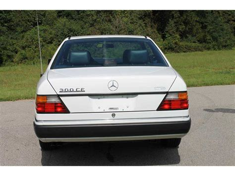 The car also featured upgraded suspension. 1991 Mercedes-benz 300 CE Coupe for sale in , | WDBEA51D3MB312663