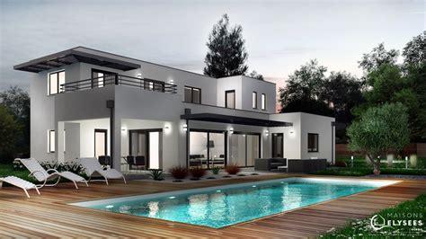 collections ou architecte with maison d architecte moderne