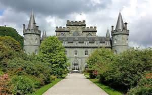 Most Beautiful Castle Scotland