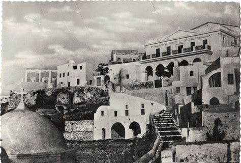 Santorini island | History | Old Santorini | Archipel Mansion