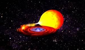 Pulsar strips a white dwarf, leaves a Jupiter-sized ...