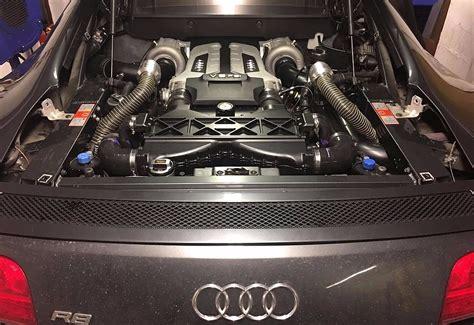 Germanboost  Ttsperformance Twin Supercharged Audi R8 4