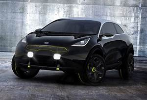 Kia Niro concept: all-paw hybrid unveiled - photos CarAdvice