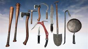 How to pick your melee weapon. – Zombie Guide Magazine
