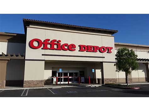 Office Depot Hours For Today by Office Depot In Corona Ca 1160 El Camino Ave