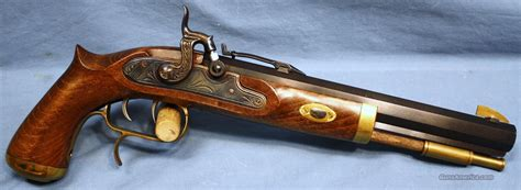 traditions frontier single percussion rifle 50 ca traditions trapper single blackpowder perc for