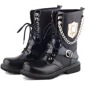 Men's Military Combat Boots Fashion