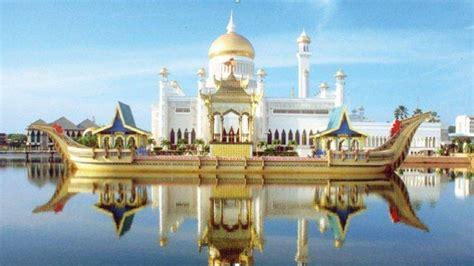 destinasi wisata  brunei darussalam  kota