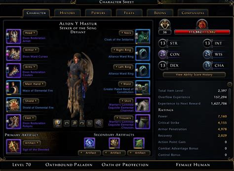 Mod 9 Protection Paladin Build Mmominds My Op Protection Bulwark Build
