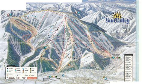 Sun Valley - Bald Mountain - SkiMap.org