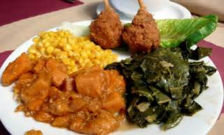 professor dishes out emotion at soul food dinner the pointer