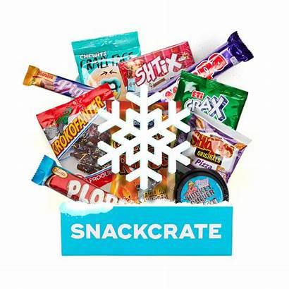 Snackcrate Crate Snackshop