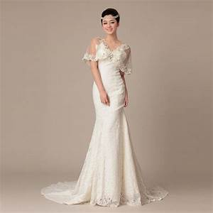 Scalloped trumpet mermaid charming bridal gown wedding for Trumpet mermaid wedding dress