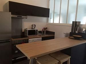 Bar D Appartement : appartement 1970 total relooking viving ~ Teatrodelosmanantiales.com Idées de Décoration
