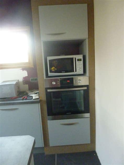 meuble cuisine pour four encastrable meuble bas pour four et plaque de cuisson 8 meuble de