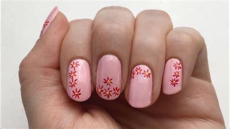 nageldesign rosa nageldesign fr 252 hling bl 252 mchen in rosa seni nageldesign