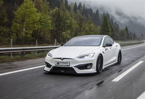 Model S P100d by Official Prior Design Tesla Model S P100d Gtspirit