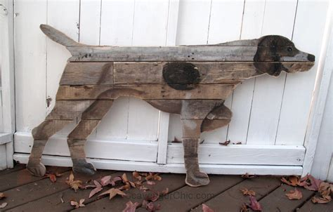 Drawing Benches by German Short Haired Pointer Pallet Wall Art Pallet Ideas
