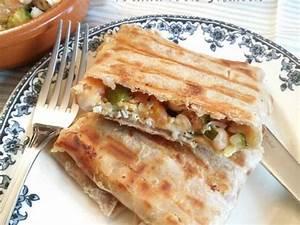 Recette Avec Tortillas Wraps : recettes de wrap et ap ro ~ Melissatoandfro.com Idées de Décoration