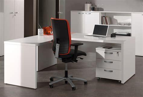 bureau contemporain design bureau d angle design blanc maison design modanes com
