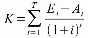 Kapitalwert Berechnen Formel : benutzer controwiki ~ Themetempest.com Abrechnung