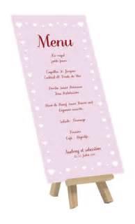 exemple de menu de mariage tarifs mariage plan de table noms de table marque places et idées déco originales