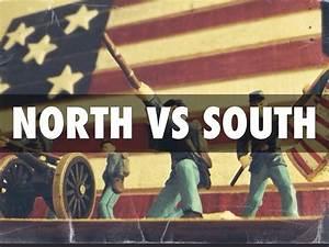 North Vs South By Madison Dreksler