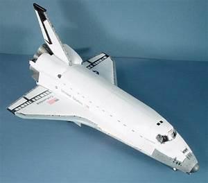 Space Shuttle Model Large Revell