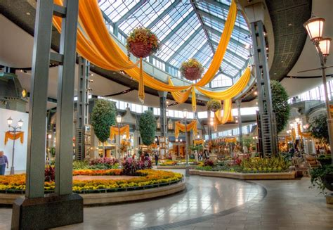 panoramio photo of the carrefour laval shopping mall