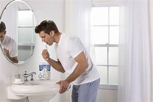 Waterpik wp100 ultra water flosser amazoncouk health for Men in bathrooms