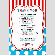 Teacher Thank You Dr Seuss Quotes Quotesgram