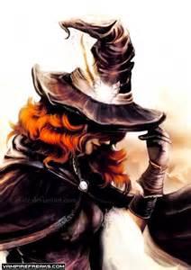 deviantART Beautiful Witch