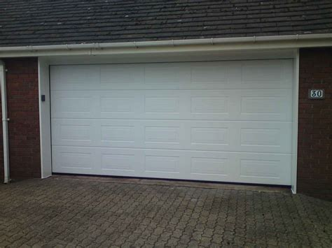White Garage Doors by Home Depot Garage Doors Feel The Home