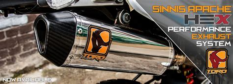 High Quality Motorcycle Exhaust Systems